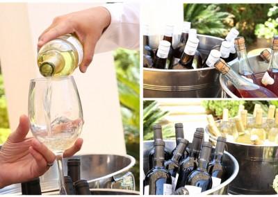 buffet vino copia